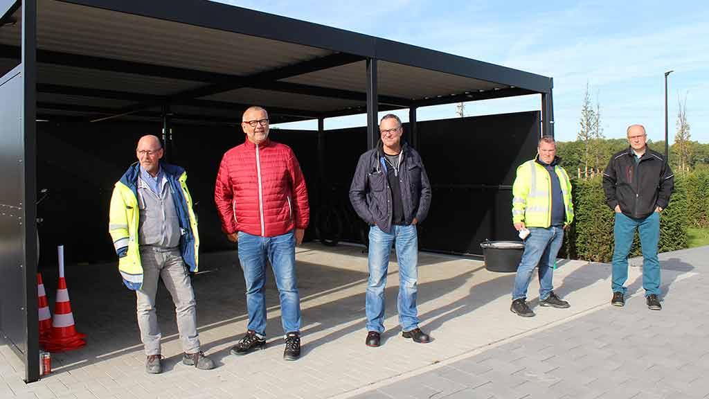 ecoprotec bildet Projektleiter zum Flurzeugförderfahrer aus