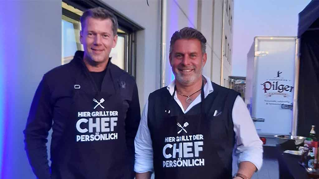 Geschäftsführer ecoprotec GmbH Paderborn Schürze Grillen