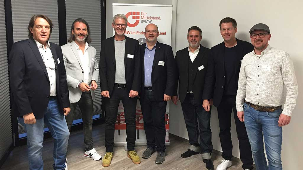 BVMW Treffen Paderborn Christoph Rogalla