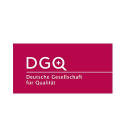 Deutsche Gesellschaft für Qualität Logo