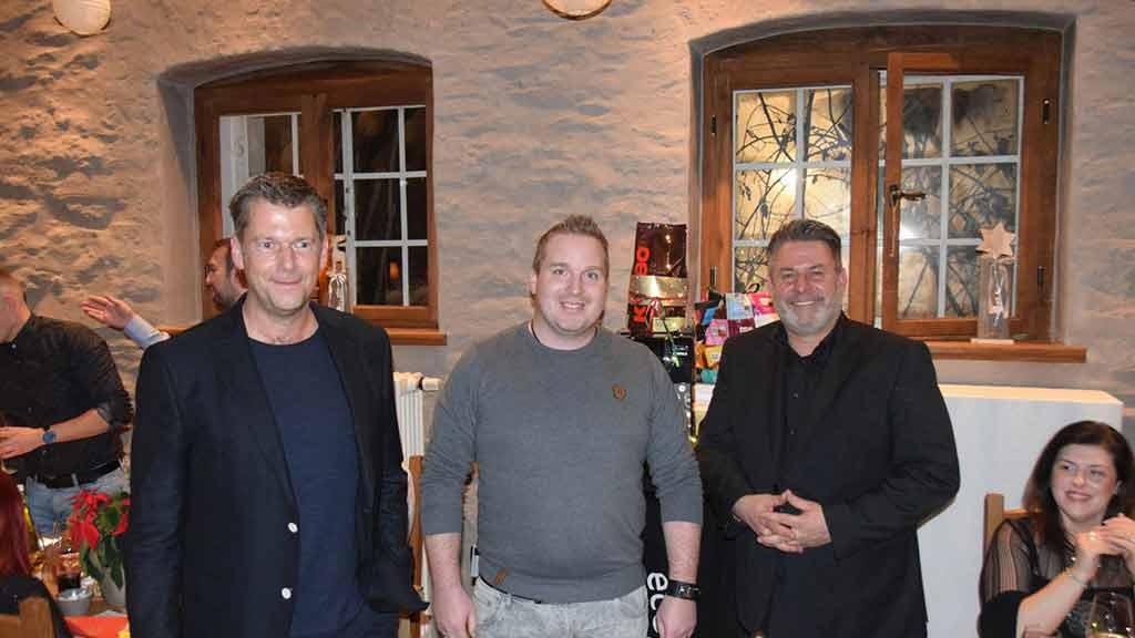 ecoprotec Tombola Hauptgewinn Weinachtsfeier 2019