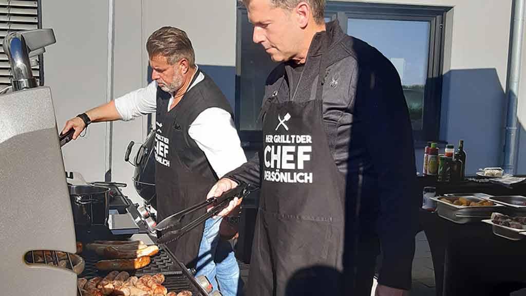 Chefs am Grill ecoprotec GmbH Paderborn Pamplonastraße
