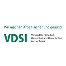 Verband für Sicherheit, Gesundheit und Umweltschutz bei der Arbeit Logo