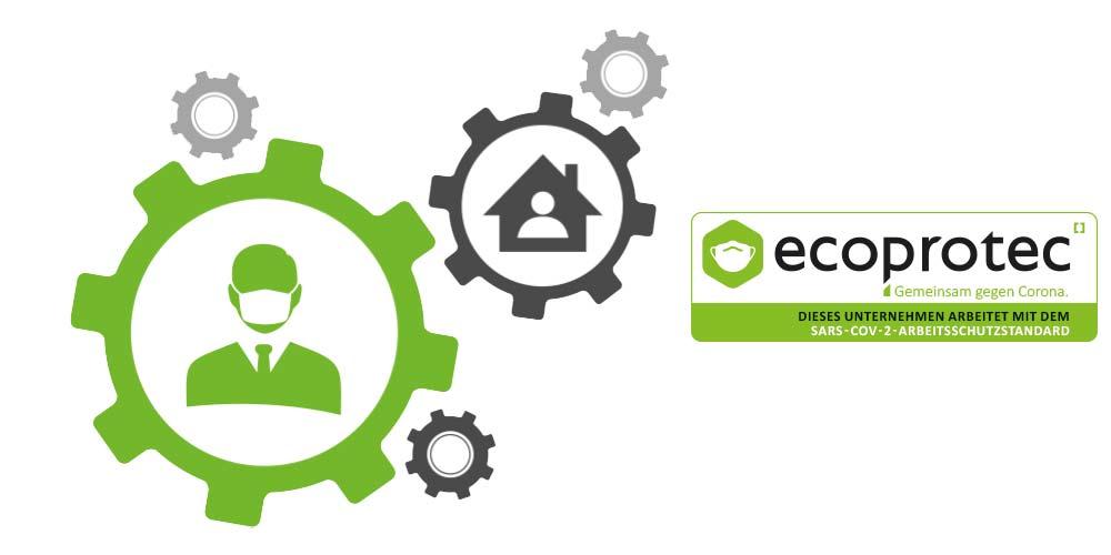 ecoprotec Schaubild Arbeitsschutzstandard SARS-COV-2